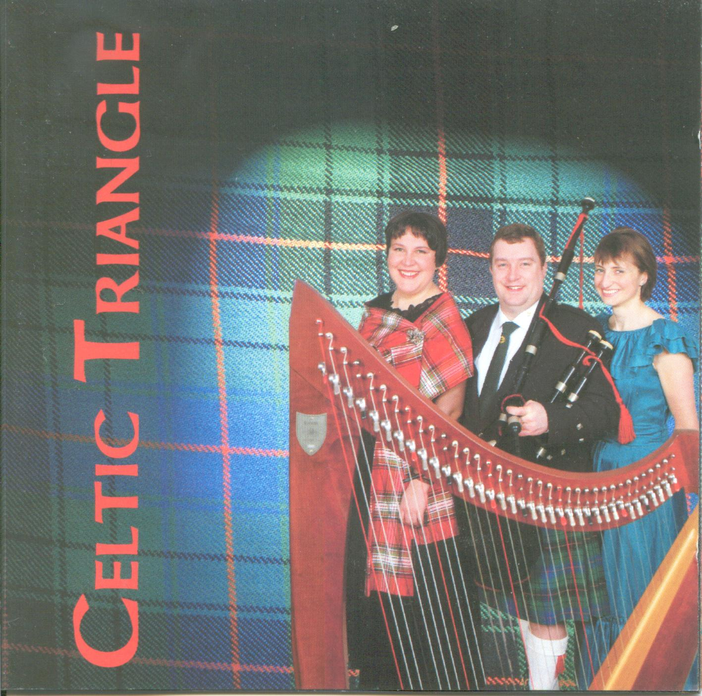 Celtic Triangle CD cover image